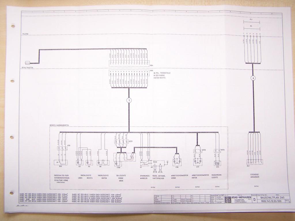 schemat elektryczny atlas  1304 zw