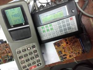 programowanie ustawianie mocy koparka O&K