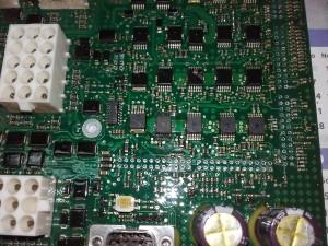 volvov l35b ECU board rechnerplatine