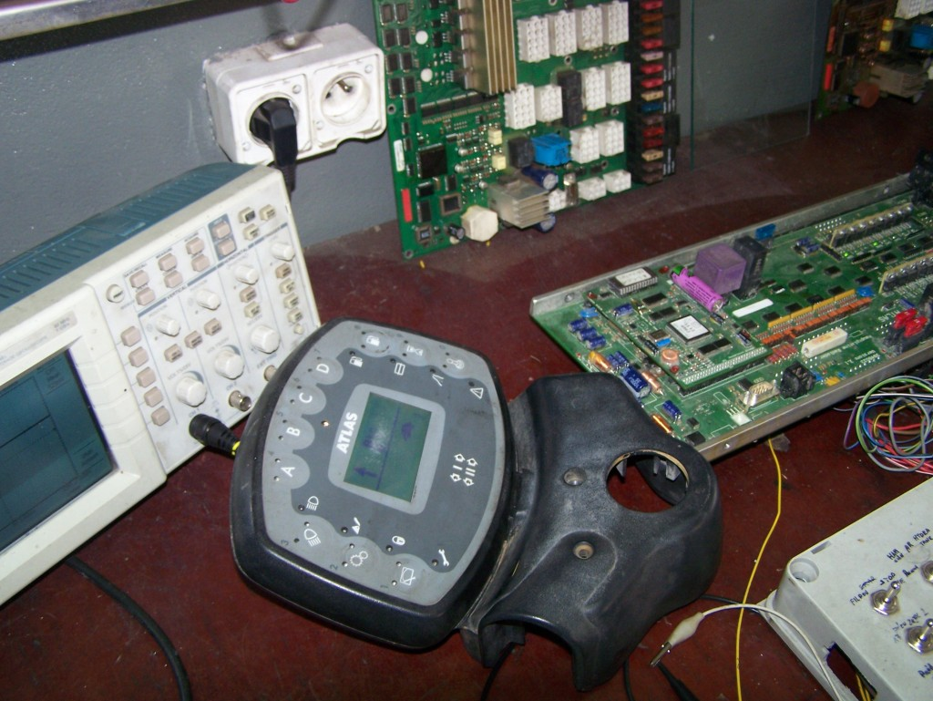 naprawa elektroniki Atlas AR