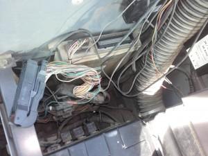 naprawa instalacji w koparce ew 140b