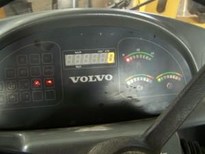 nie działa wentylator Volvo l30 l40b