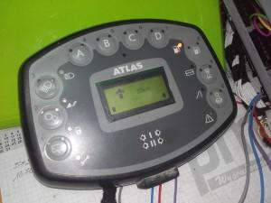 naprawa ładowarki atlas AR