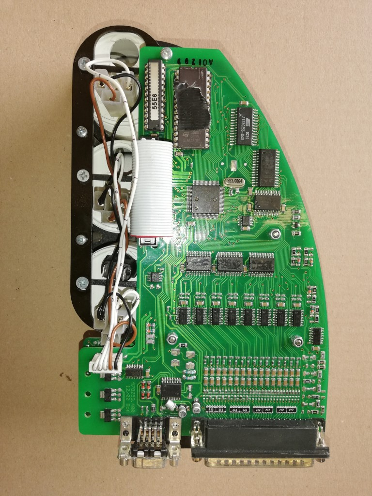 Schaeff  TC60 PLATE ELECTRONICS REPAIR