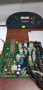 volvov l40b ECU board rechnerplatine