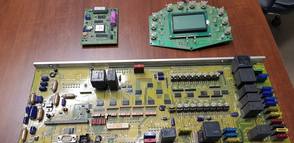 Atlas AR 45-80  electronic board