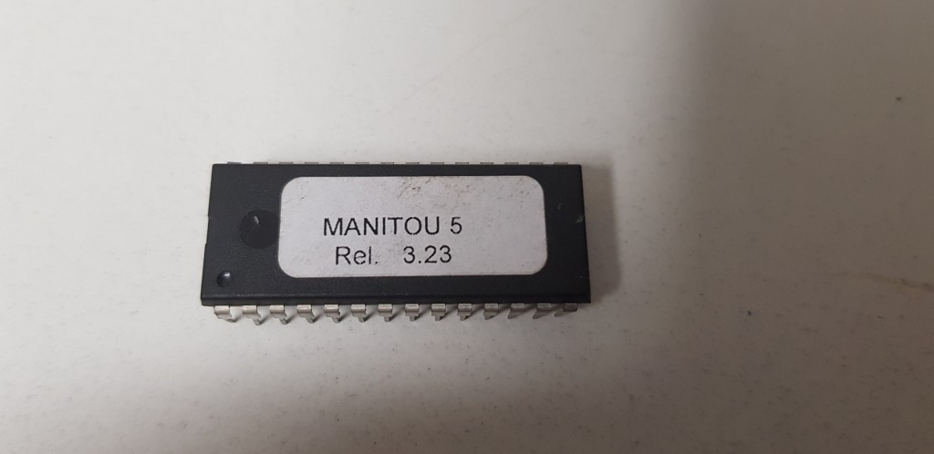 MANITOU 5   Rel. 3.23